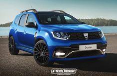 2018 Dacia Duster Gets New Trim Levels