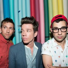 's Nate Ruess will be performing with Queen this weekend at the iHeartRadio Music Festival. Queen will team up with another powerhouse singer at the iHeartRadio Music Festival this weeken… Tribeca Film Festival, Sundance Film Festival, Paramore, Rock Music News, Fun Walk, Tegan And Sara, Christina Perri, Famous Musicians, Musica