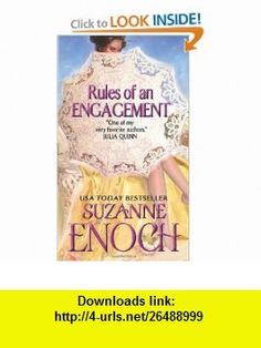 Rules of an Engagement (Avon) (9780061662225) Suzanne Enoch , ISBN-10: 0061662224  , ISBN-13: 978-0061662225 ,  , tutorials , pdf , ebook , torrent , downloads , rapidshare , filesonic , hotfile , megaupload , fileserve