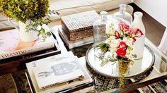 coolchicstylepensiero:  (via Interiors   Ufficio/Atelier  della fashion designer Lauren Conrad a Los Angeles)