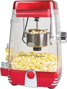 Best Microwave Popcorn, Popcorn Machines, Air Popcorn Maker, How To Make Light, Decor, Diy Kitchen Appliances, Decoration, Decorating, Deco