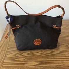 NEW!! Black Dooney & Bourke Bag! NEW!! Black D&B bag--BRAND NEW W/TAGS! Material: Nylon Dooney & Bourke Bags