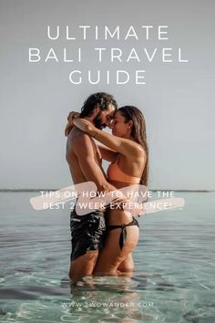 All our travel tips on how to have the best first time experience with our ultimate Bali travel guide! Read on to see what we think is the perfect 2 week itinerary Bali Travel Guide, Travel Guides, Travel Tips, Honeymoon On A Budget, Bali Honeymoon, Wanderlust Travel, Us Travel, Travel Images, Travel Photos