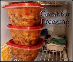 """Chicken Chili: My favorite easy, yummy """"go-to"""" meal. » The V Spot"""