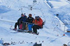 Great conditions Val Thorens November 2013