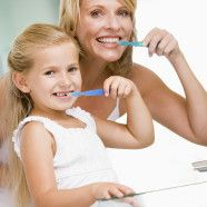 Here are some tactics to ensure that your wriggly toddler gets their pearly whites brushed and clean. #DeltaDental