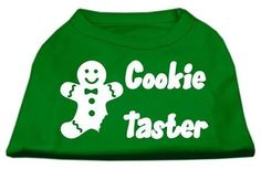 Cookie Taster Screen Print Shirts Emerald Green Sm (10)