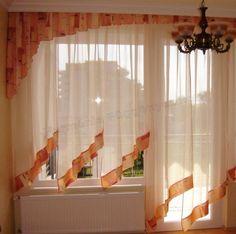 Decoración con cortinas
