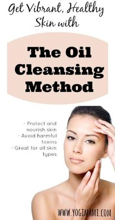 The Oil Cleansing method for vibrant healthy skin by ZaraFee
