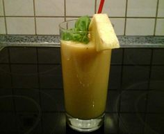 Rezept Orangen-Ananas-Smoothie von abelin1973 - Rezept der Kategorie Getränke