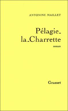 Pélagie-la-Charrette (Antonine Maillet) Books To Read, My Books, France, Lus, Reading, My Love, Movie Posters, Image, Entertainment
