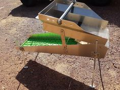 Products – Gold Rat Highbankers Australian Made Gold prospecting Equipment Gold Sluice, High Taper, Gold Mining Equipment, Gold Prospecting, Metal Detecting, Great Hobbies, Gold Rush, Energy Technology, Wheelbarrow