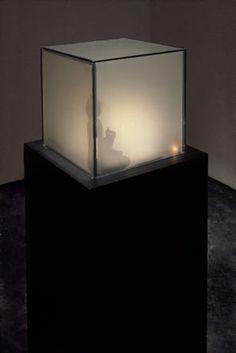 Jim Campbell: Portfolio: Installations: Shadow For Heisenberg