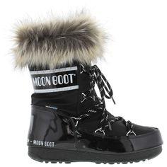 http://www.mastershoe-sportshoe.co.uk/moon- · Moon BootsBoots WomenMonacoBlackBlack  ...