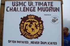USMC Mud Run - April 12, Columbia SC
