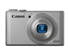 Canon S110 12.1 MP Digital Camera with 3-Inch LCD Screen (Silver) - http://bestcamerasforphotography.bgmao.com/canon-s110-12-1-mp-digital-camera-with-3-inch-lcd-screen-silver/