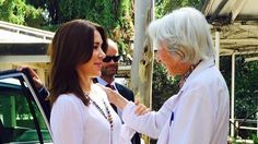 <p>Princess Mary was moved by the incredible work that her fellow Australian, Dr Catherine Hamlin is doing in Ethiopia. </p>