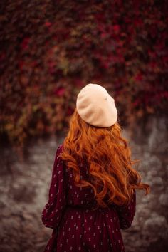 On Minis & Maturing - A Clothes Horse Aesthetic Girl, Aesthetic Clothes, Cat Eyeliner, Girls With Flowers, Dye My Hair, Ginger Hair, Clothes Horse, Feminine Style, Blue Hair
