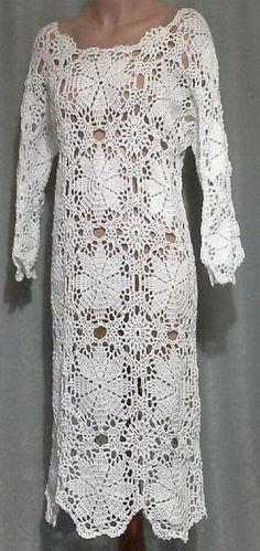 Charming  crochet dress