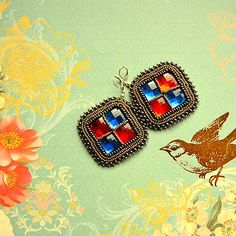 Tamarchi / Ernő earrings