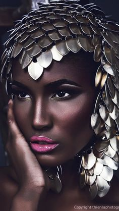 Love the Headdress!