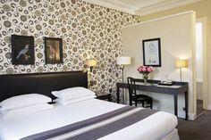Hôtel de Banville, Paris 17 proche Champs Elysées - Chambre Supérieure : Paul