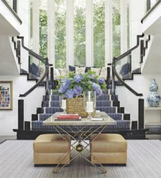 wowza...entry way to stairs = stunning