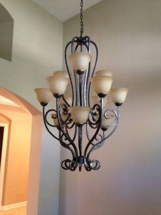 Chandelier - 50 Inch - The Woodlands Texas Home Accessories For Sale - Lighting Classifieds on Woodlands Online