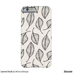 Leaves fresh funda para iPhone 6 barely there