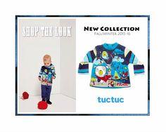 Shop at www.kidsandchic.com #TucTuc mock turtleneck #shirt for babies, toddlers and little #boys from #NightPicnic collection, Autumn/Winter 2015-2016. #shopnow at www.kidsandchic.com/tuc-tuc-boys-mock-turtleneck-shirt-nigh… #vueltaalcole #backtoschool #Fw2016 #kidsandchiccom #kidsclothes #kidsfashion #vestido #niño #modainfantil #oi2016 #fashionfromspain