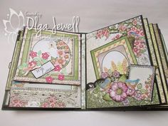Want to share another mini album I just finished, guess it& true I am OCD.I started this last Friday and finally finished it today, I h. Mini Scrapbook Albums, Diy Scrapbook, Scrapbooking, Scrapbook Layouts, Mini Photo Albums, Mini Albums, Memory Album, Memory Books, Christmas Craft Projects
