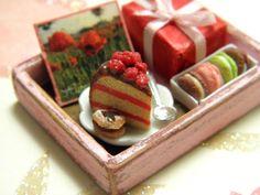 ♡ ♡ Set Birthday By Vesper Miniature