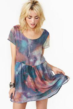 Cosmic Dream Dress