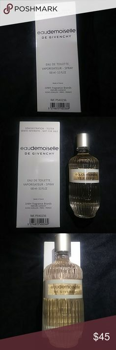 GIVENCHY Eaudemoiselle De Givenchy, Eau De Toilette, vaporisateur spray, 100ml- 3.3fl oz, made in France Givenchy Other