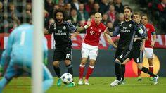Champions League: Die schönsten Fotos vom CL-Viertelfinale zwischen dem FC Bayern und Real Madrid.