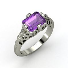 Acadia Ring.  So beautiful.  Would love this as a mother's ring. (Alexis)