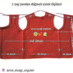 Love Knitting, Baby Knitting Patterns, Stitch Patterns, Baby Girl Cardigans, Baby Vest, Child Doll, Knit Vest, Baby Booties, Crocs