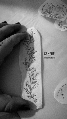 Baby Tattoos, Wrist Tattoos, Flower Tattoos, Arm Tattoo, New Tattoos, Body Art Tattoos, Mini Tattoos, Small Tattoos, Cool Tattoos