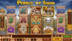 #PearlsOfIndia allows players to delve deep into #Asian jungles and climb the path towards #riches and bonuses with a mobile video slot machine.
