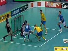 Floorball!