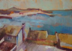 Artist: Harvey Rothschild Title: St Ives Harbour (HR166) Medium:  Size: 400mm x 300mm