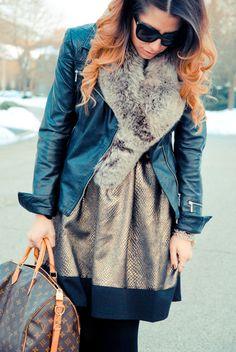 The Style Mogul- Danier Jacket