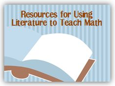 Math Coach's Corner: Literature for Teaching Math