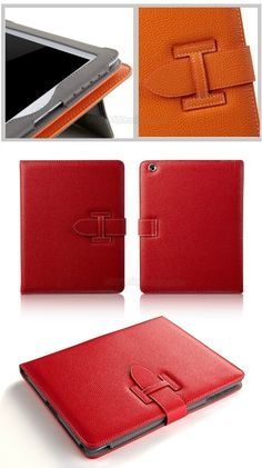 Hermes Leather Case for iPad mini
