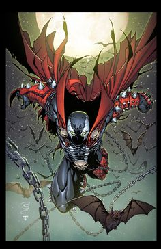 Spawn by juan7fernandez.deviantart.com on @deviantART
