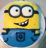 Minnion cakes - Bing Images
