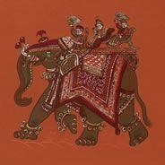 Hermes BELOVED INDIA JACQUARD col. m02