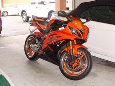 "New ""Custom"" Windscreen On My Orange 09 R6 : Yamaha R6 : R6 Forum"