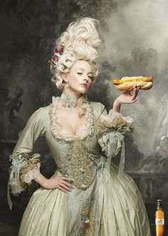 M. Antoinette, My Main Inspiration! | Let Them Eat Cakies