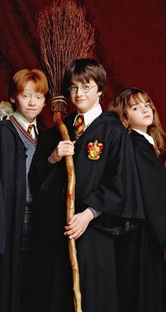 "we should label an old broom ""nimbus 2000"" and put it in the corner of the room"